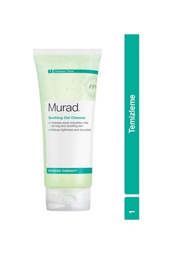 Murad Murad Soothing Gel Cleanser 200ml Renksiz